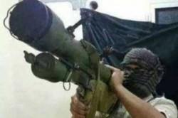 موشک انداز استینگر آمریکا در دست داعش+عکس