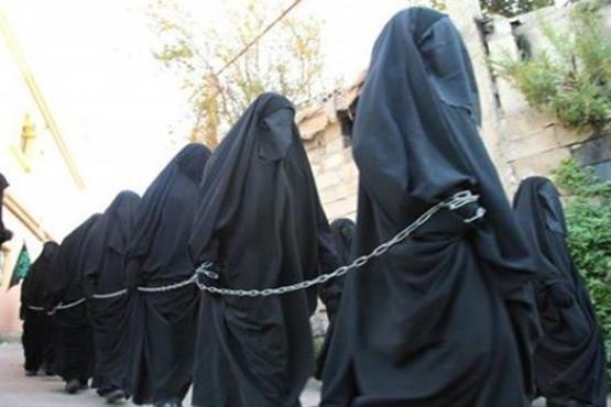 حرمسرای داعش ابوبکر البغدادی