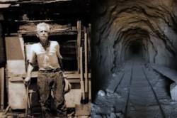 """تونلی که توسط """"مرد موش کوری"""" در 32 سال حفر شد +عکس"""