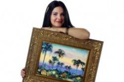 خانمی که 100 میلیون رنگ را تشخیص میدهد + عکس