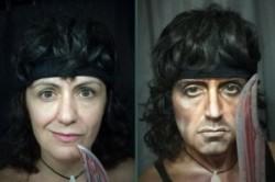 گریمهای شگفت انگیز یک گریمور زن+عکس