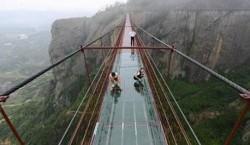ترسناک ترین پل دنیا +عکس