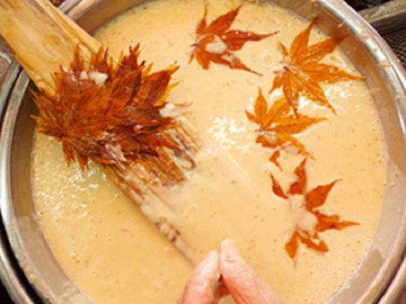 برگ سوخاری، یک خوراکی عجیب در ژاپن