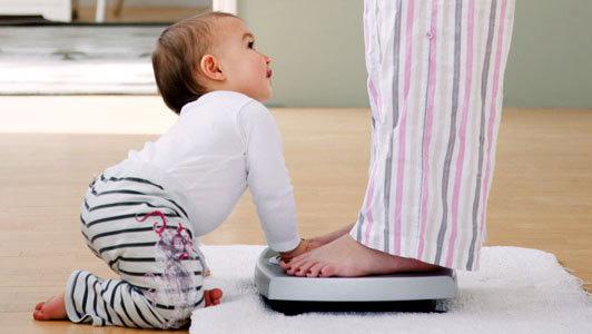 تناسب اندام بعد از بارداری