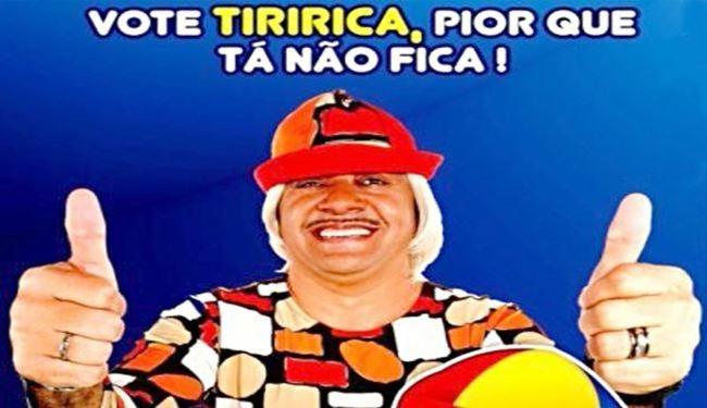 دومین پیروزی دلقک برزیلی در انتخابات پارلمانی!