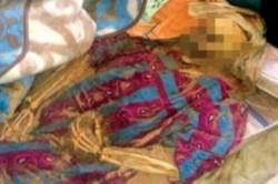 مادری که جسدش هشت ماه در بستر ماند! + عکس