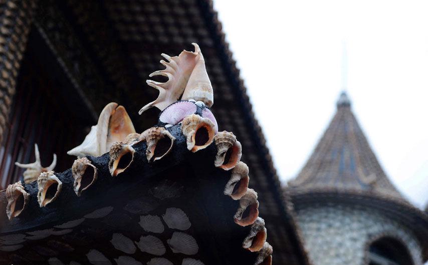 تزئین باحال خونه با میلیونا صدف