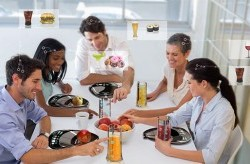 تراشهای برای تغییر طعم خوراکیها+عکس
