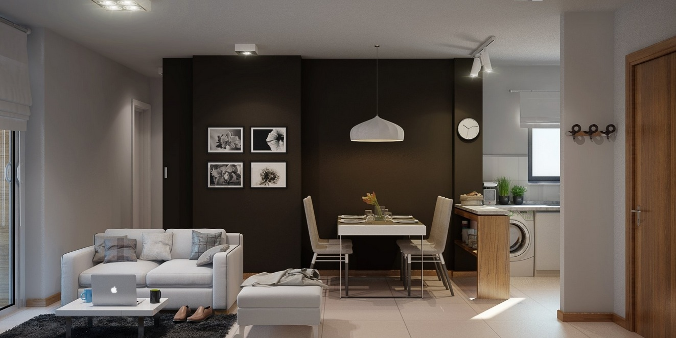 دکوراسیون اتاق های کوچک