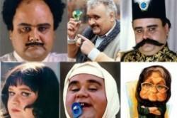 ۱۱ گریم سنگین و عجیب سینمای ایران + عکس