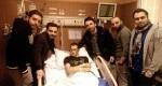 """آخرین وضعیت """"مرتضی پاشایی"""" در بیمارستان+تصاویر"""
