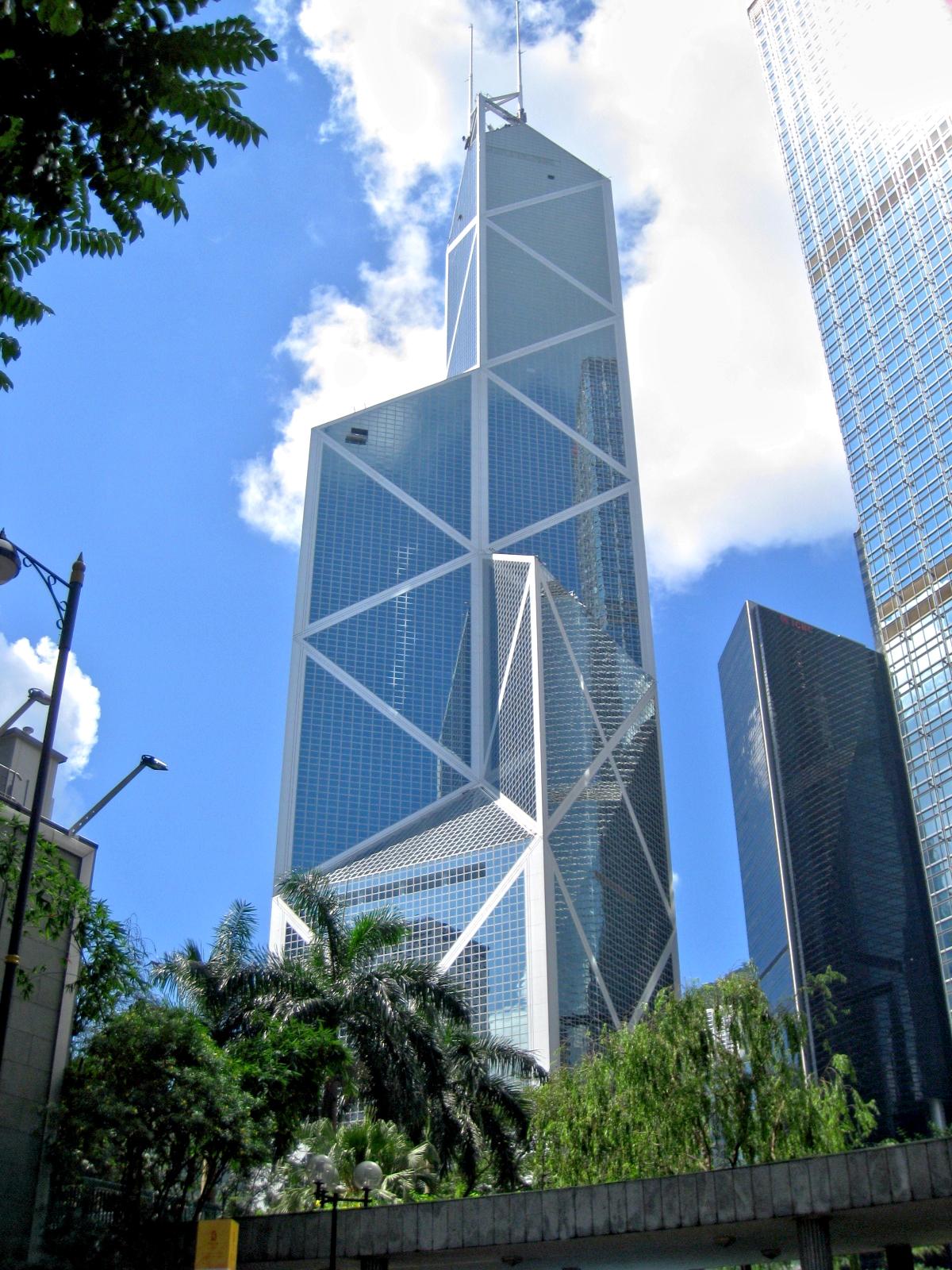 برج بانك چين