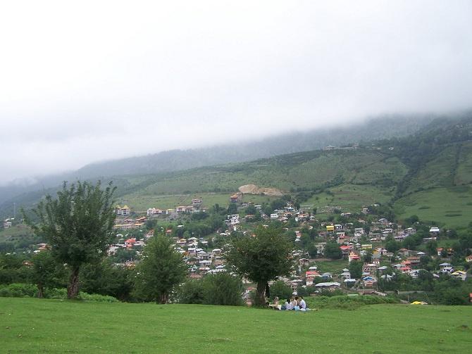 روستایی زیبابا نام آشنای مایع ضرفشویی!