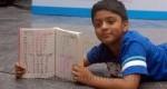"""پسری که نخبه """"تقویم"""" در دنیاست +عکس"""