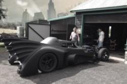ساخت خودروی بتمن در خانه +عکس