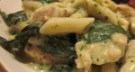 طرز تهیه پستو مرغ فلورنتینا