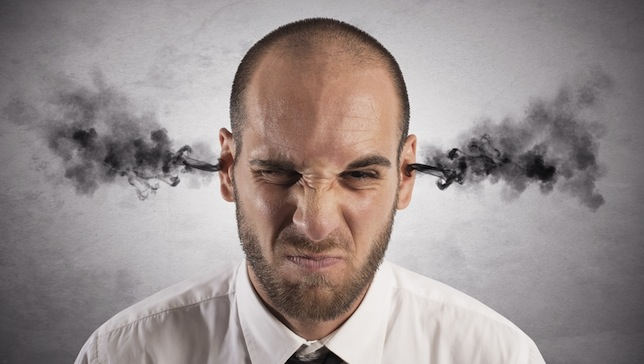روشهای کنترل کردن خشم,راههای کنترل عصبانیت زیاد