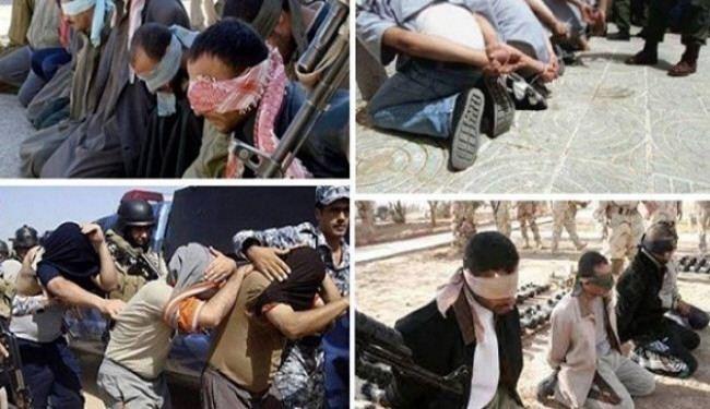 ویرانی گروهک داعشی در مصر
