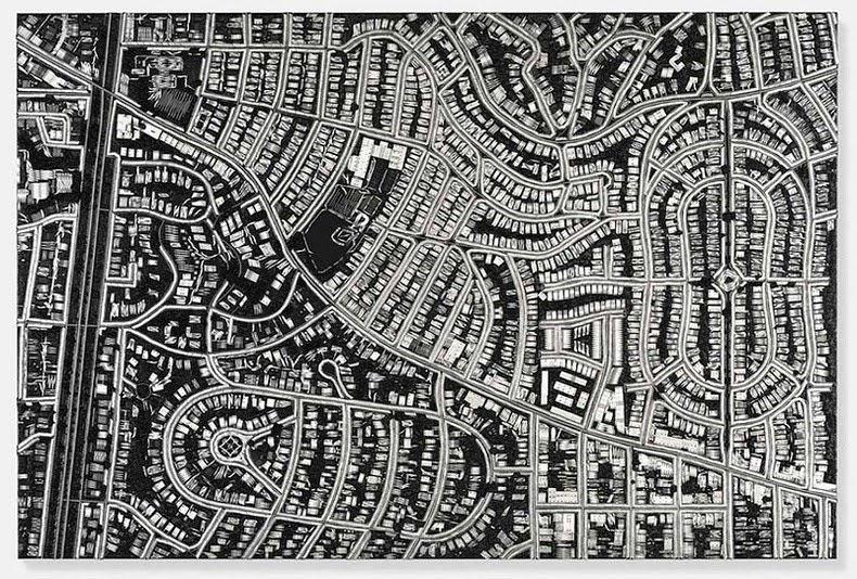 شهری از جنس سوزن و تیغ
