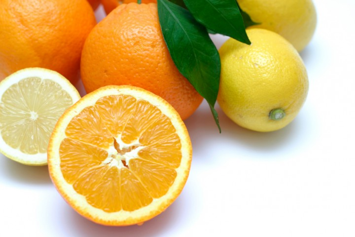 اسکراب خانگی برای انواع پوست,پرتقال و لیمو و زیبایی