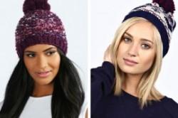 مدلهای جدید کلاه بافتنی زنانه