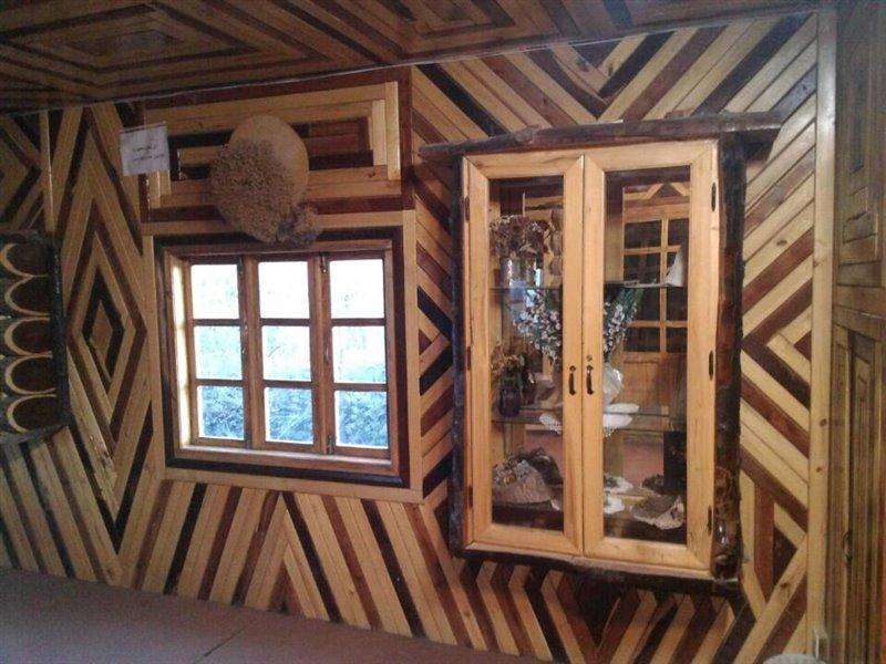 زیباترین دهکدهی چوبی