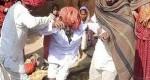 زنده شدن پیرمرد هندی لحظاتی قبل از سوختن! + عکس