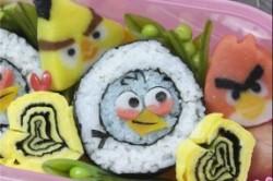 هنرنمایی ژاپنیها با سوشی+عکس
