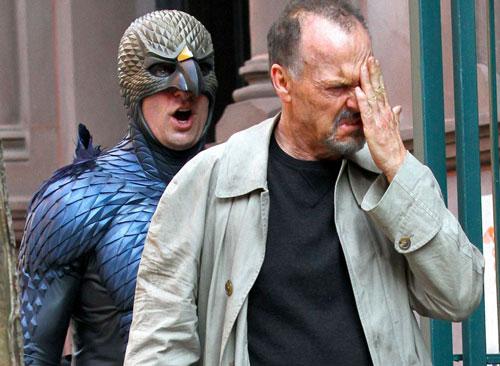 مرد پرنده ای/ Birdman