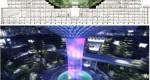 سنگاپور؛بزرگترین آبشار سرپوشیده در بهترین فرودگاه شیشهای جهان+عکس
