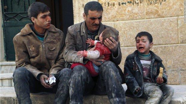 درگیری های سوریه