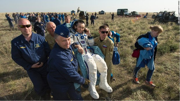 فضانوردان
