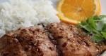 طرز تهیه ماهی با طعم زنجبیل