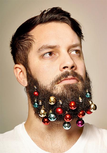 Beard Christmas Tree مدل ریش درخت کریسمسی