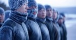 آموزش سربازان چینی در دمای زیر صفر + عکس
