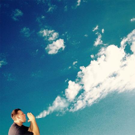 Markus Einspannier Cloud Art