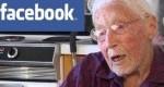 پیرترین کاربر فیسبوک مُرد+عکس