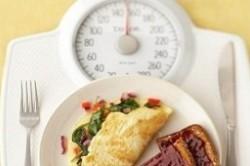 10 خوراکی برای کاهش وزن اصولی