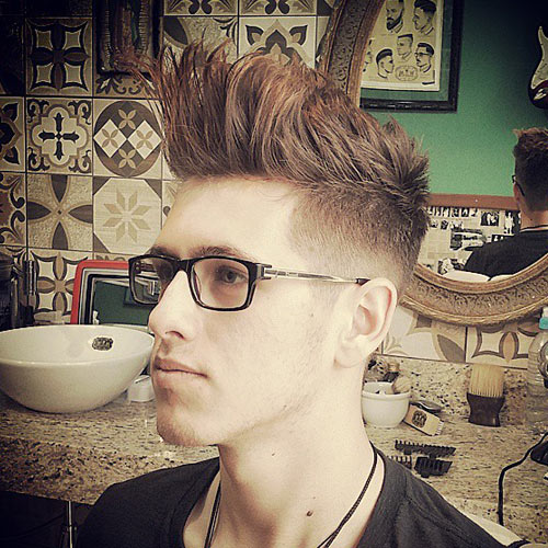 موی مردانه 2015