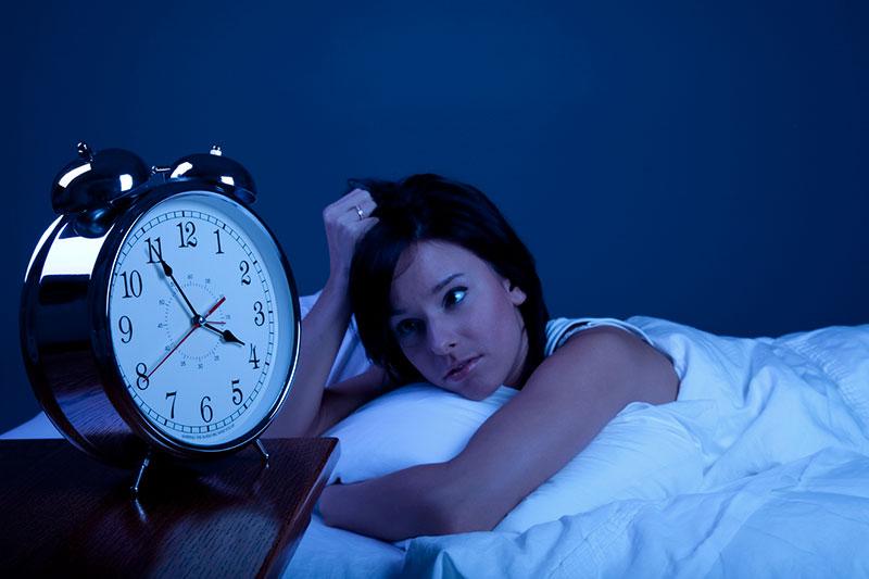 رژیم غذایی برای خواب بهتر و آرام