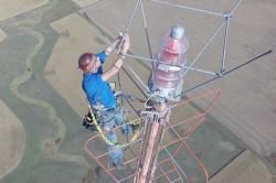 گرفتن عکس سلفی در ارتفاع 500 متری!