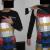 مردی چینی که برای قاچاق 94 آیفون را به خود چسبانده بود+عکس