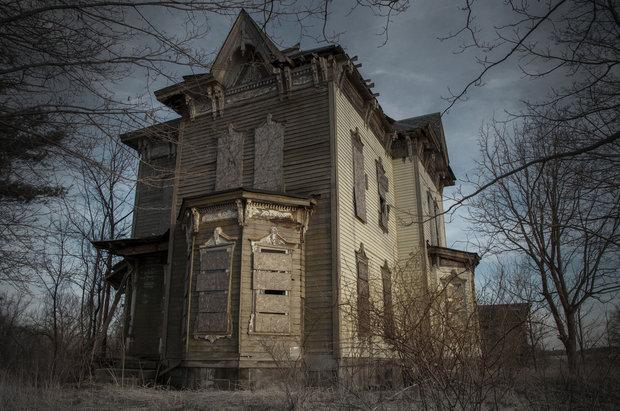 ترسناکترین خانههایی که دیدهاید