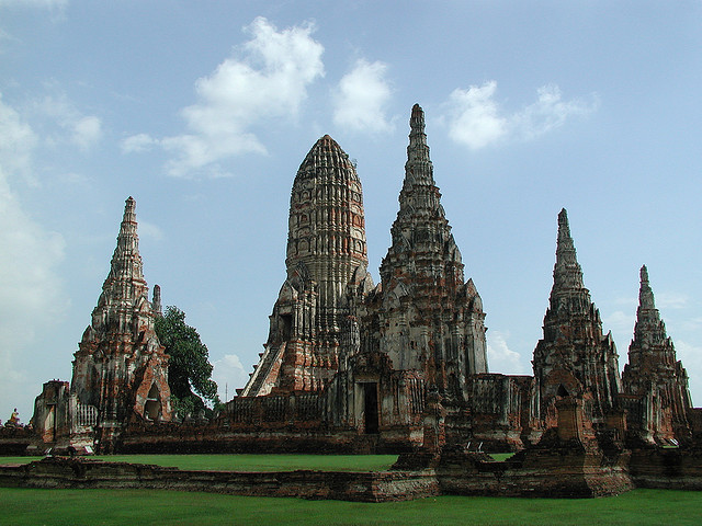گردشگری تایلند Ayuthaya