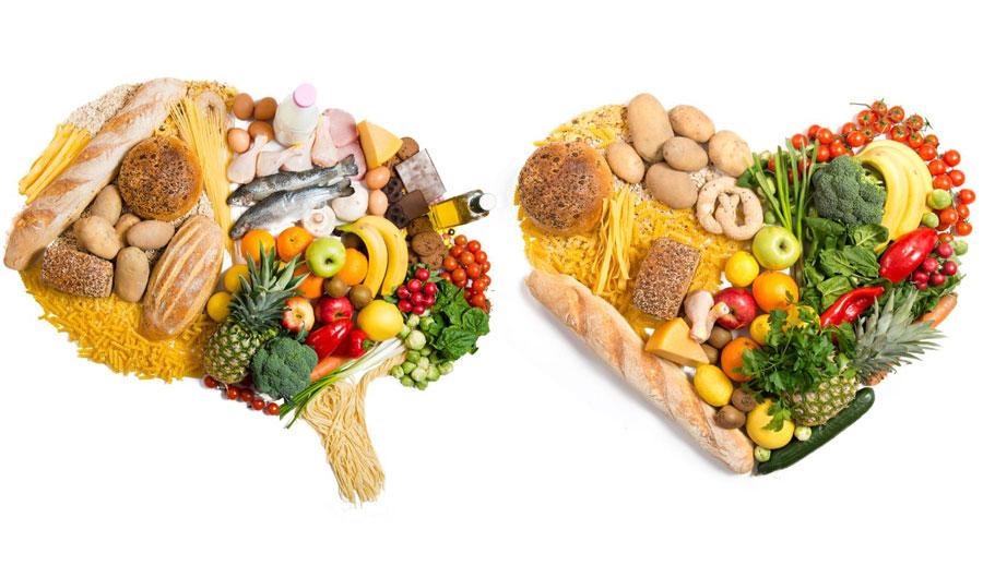غذای مخصوص سلامتی