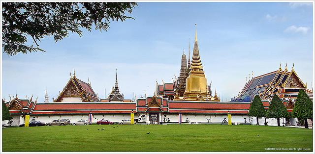 گردشگری تایلند Grand Palace