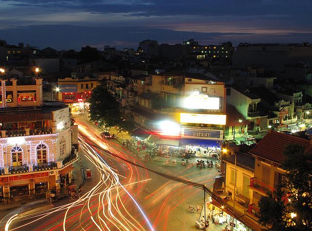 مراکز گردشگری ویتنام Hanoi