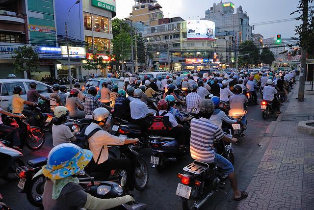 شهرهای ویتنام Ho Chi Minh City