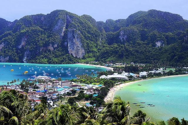 گردشگری تایلند Ko Phi Phi