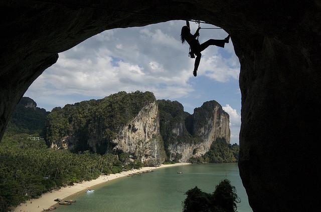 گردشگری تایلند Railay